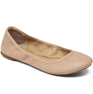 LUCKY BRAND Emmie Leather Ballet Flats NEW 7
